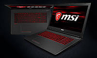 MSI GV62 8RE-052XPL i7-8750H/16GB/120+1TB GTX1060 IPS , фото 1