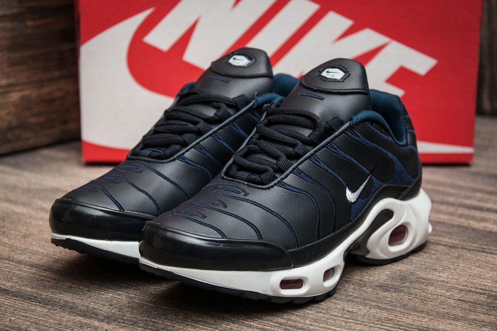 Кроссовки женские  в стиле Nike TN Air Max, темно-синие (1073-2) [  36 (последняя пара)  ]