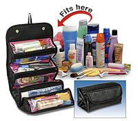 Органайзер для косметики Roll N Go Cosmetic Bag Original, Бытовая техника, Техника для личного пользования, Маникюрные наборы