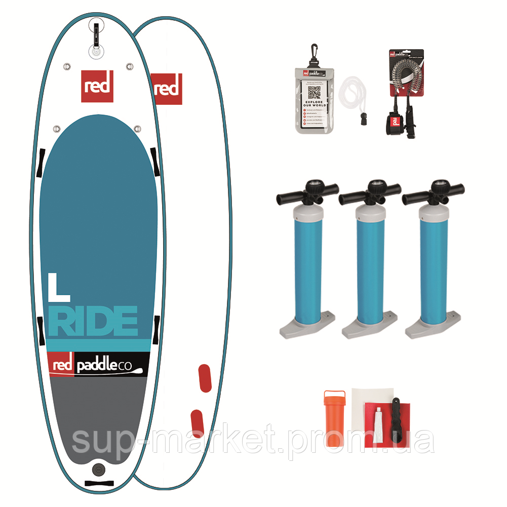 "SUP доска Red Paddle Co Ride L 14'0'' x 47"", 2019"