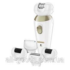 Эпилятор пемза Gemei GM 7005  5в1
