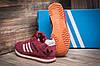 Кроссовки мужские  в стиле Adidas Spezial, бордовые (11373) [  44 (последняя пара)  ], фото 4
