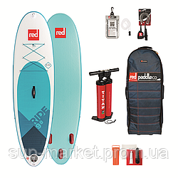 """SUP доска Red Paddle Co Ride 9'8"""" x 31"""", 2019"""