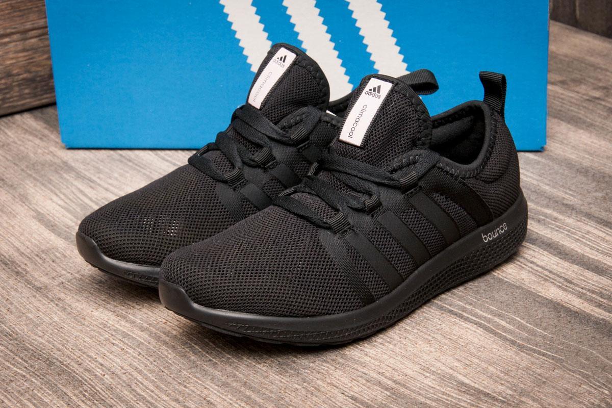Кроссовки женские  в стиле Adidas Bounce, черные (2502-2) [  36 38  ]