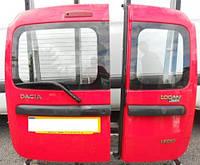 Двері задні розпашонка комплектна Логан МСВ Logan MCV