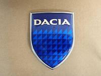 Емблема  логотип Логан Дачия Dacia 04-08р