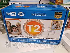 Цифровой Телевизионный Приемник Megogo TV Тюнер Т2, фото 3