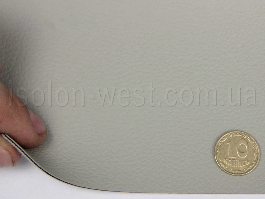 Кожзаменитель для авто, серый без основы (Германия, код 09-219)