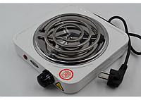 Электроплита 1 комфорка спираль WimpeX WX-100B-HP, Бытовая техника, Техника для кухни, Электроплиты настольные
