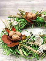 Пасхальный венок «Мгновения весны», фото 1