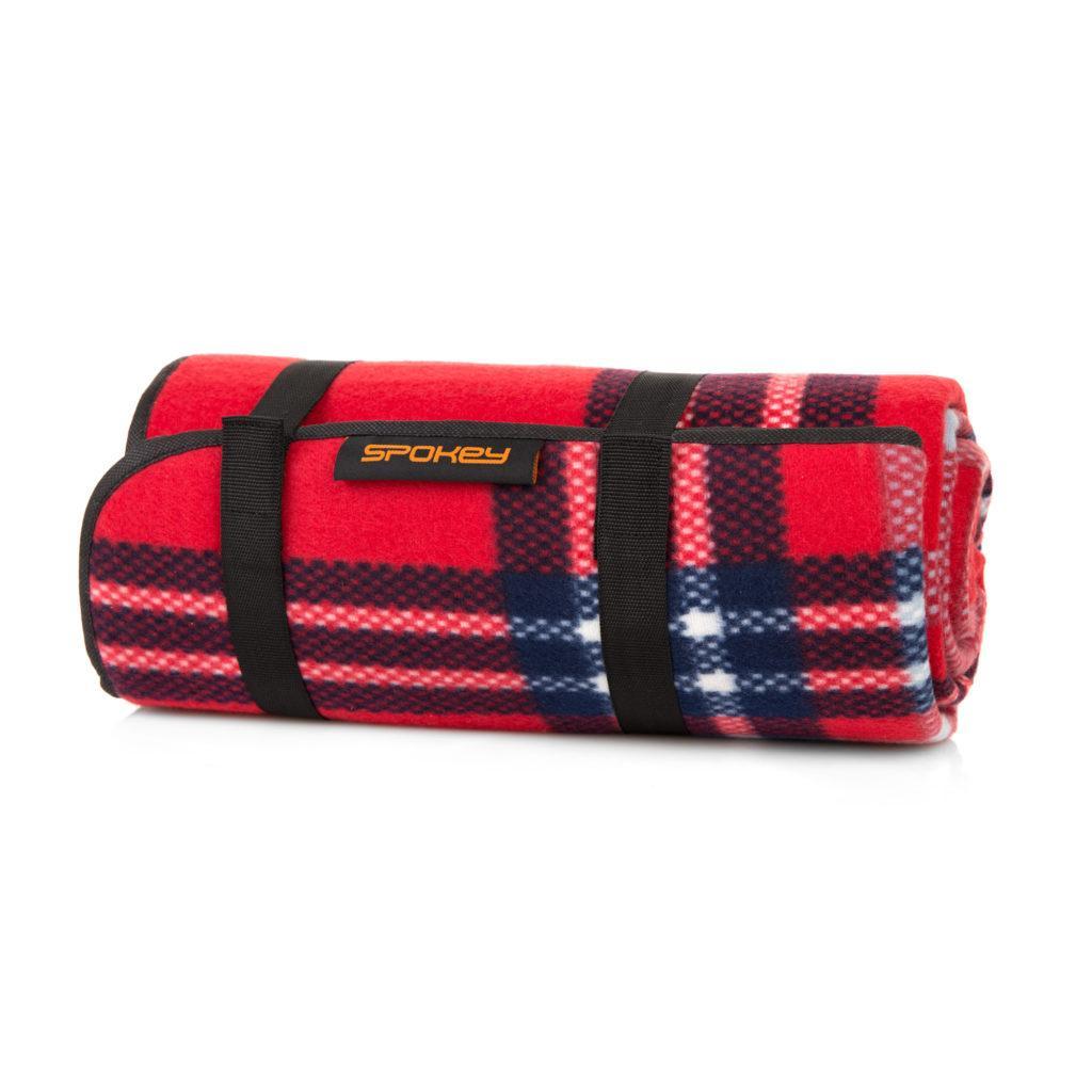 Коврик для пикника и пляжа водонепроницаемый Spokey Highland 925070 130х150 складывающееся покрывало