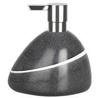 Дозатор для жидкого мыла Spirella etna stone