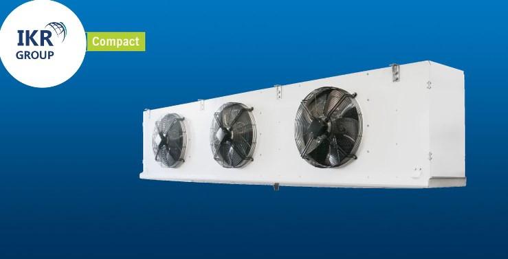 Кубічний повітроохолоджувач Guntner GACC RX 040.1/3-70.A (1820876)
