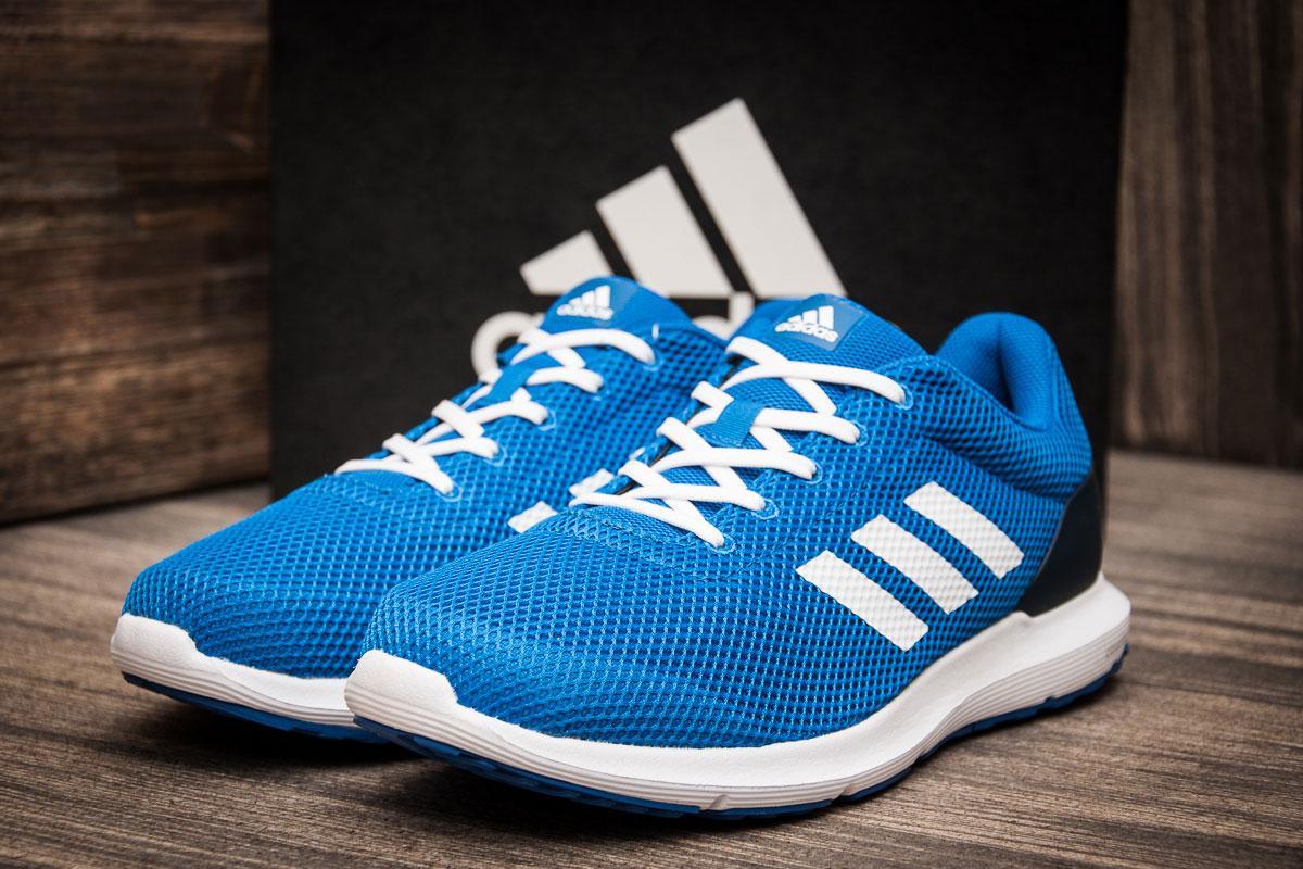 Кроссовки мужские  в стиле Adidas Cosmic 1.1 M  ( 100% оригинал  ), синие (7064-1) [  45 (последняя пара)  ]