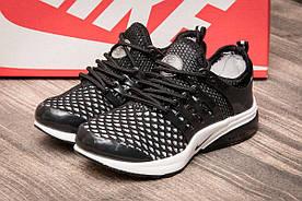 Кроссовки детские  в стиле Nike Air Presto Flyknit Ultra, черные (2540-4) [  31 32  ]