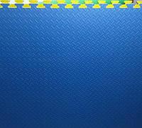Мат-татами EVA 20 Желто-Синий