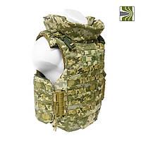 """Полегшений бронежилет """"Сармат"""" з  балістичним протиуламковим пакетом (м'якою бронею) 1а класу захисту., фото 1"""