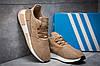 Кроссовки мужские  в стиле Adidas  EQT Cushion ADV, коричневые (11841) [  45 (последняя пара)  ], фото 3