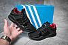 Кроссовки женские  в стиле Adidas  EQT RUG Guidance, черные (11851) [  36 40  ], фото 2