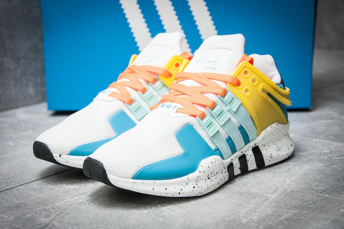 Кроссовки женские  в стиле Adidas  EQT RUG Guidance, белые (11852) [  38 (последняя пара)  ]
