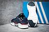 Кроссовки женские  в стиле Adidas  EQT RUG Guidance, темно-синие (11853) [  36 37 38 39 40  ], фото 4