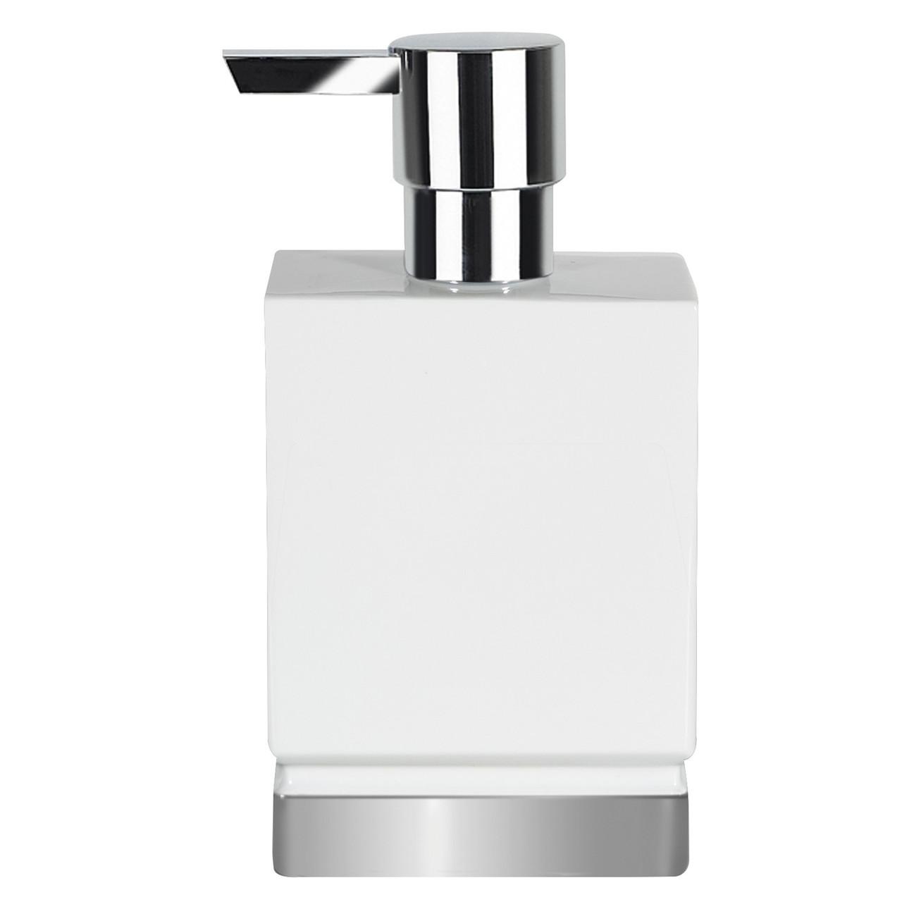Дозатор для жидкого мылаSpirella roma (фарфор)