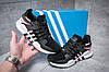 Кроссовки женские  в стиле Adidas  EQT ADV/91-16, черные (12003) [  41 (последняя пара)  ], фото 2