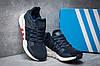 Кроссовки женские  в стиле Adidas  EQT ADV/91-16, темно-синие (12004) [  39 (последняя пара)  ], фото 3