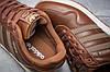 Кроссовки мужские  в стиле Adidas  Haven, коричневые (12013) [  44 46  ], фото 6