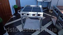 Плита индукционная 4-х конф. на подставке ПИ2-4-П, фото 2