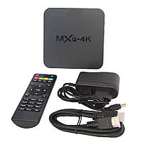 TV-BOX смарт тв приставка MAQ-4k 2G + 16G