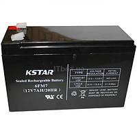 Аккумуляторная батарея KSTAR 12V 7Ah (6-FM-7) AGM