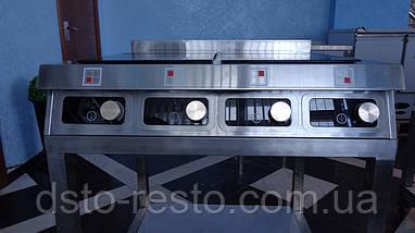 Плита индукционная 4-х конф. на подставке ПИ2-4-П, фото 3