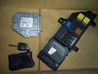 Комплект ЕБУ електронний блок керування двигуном двигуна Вектра С