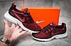 Кроссовки мужские  в стиле Nike  Air Presto, бордовые (12401) [  43 (последняя пара)  ], фото 2