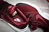 Кроссовки мужские  в стиле Nike  Air Presto, бордовые (12401) [  43 (последняя пара)  ], фото 6