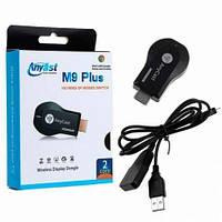HDMI беспроводной адаптер AnyCAST M9 plus, тв приставка, приставка для цифрового тв, смарт тв приставка