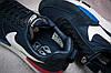 Кроссовки мужские  в стиле Nike, темно-синие (12583) [  44 45  ], фото 6
