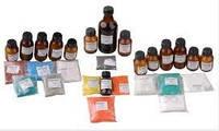 Набір реактивів для дослідів на уроках хімії