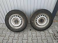 Диск колёсный 6.5J R16 металл однокатковый 16*6.5/6*130/62/84 VW Crafter 2006-2016