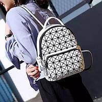 Жіночий рюкзак Бао Бао білий Уцінка, фото 1