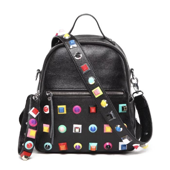 7ddbe7625a84 Оригинальный женский рюкзак из мягкой натуральной кожи.: продажа ...