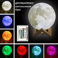 Дропшиппинг світильників Місяць, фото 1