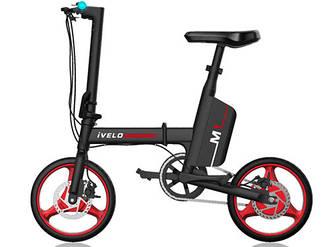"""Электровелосипед iVELO Electirc M1 14"""""""