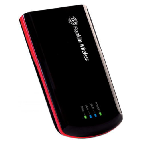3G Wi-Fi роутер Franklin R526 CDMA