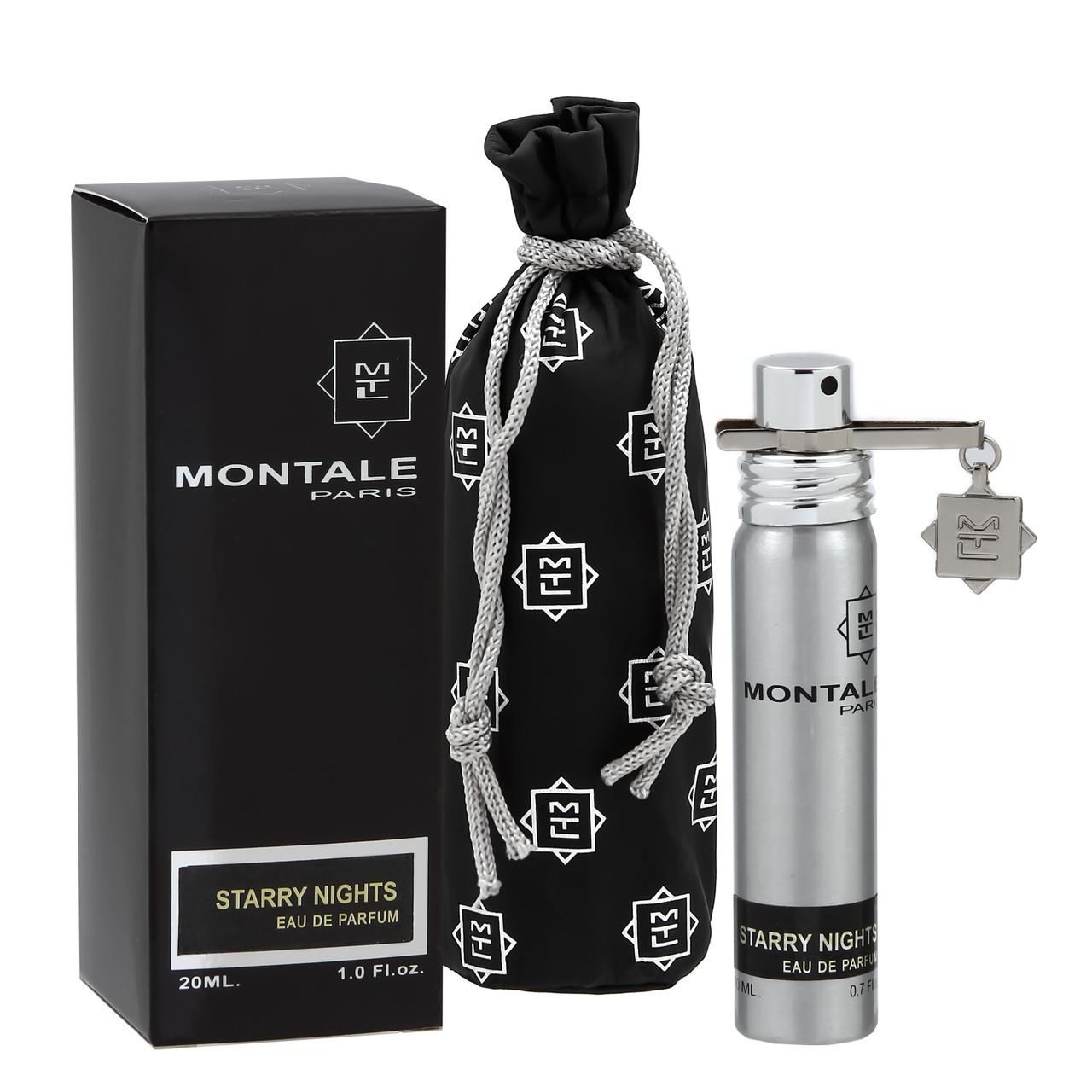 Парфумована вода з феромонами унісекс Montale Starry Nights, 20 мл