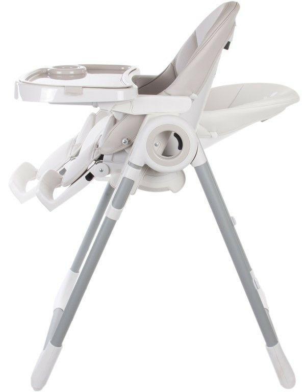 Стульчик для кормления Sun Baby FIDI Серый (3001)
