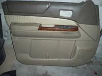 Дверна карта Ніссан Петрол Nissan Patrol