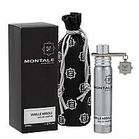 Парфюмированная вода с феромонами женская  Montale Vanille Absolu, 20 мл