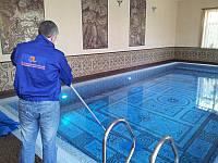 Сервисное обслуживание бассейнов